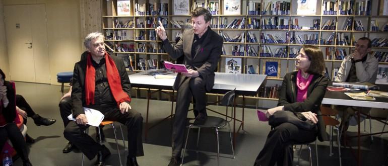 Lecture Publique d'Envergure - 3ème partie - Studios VOA