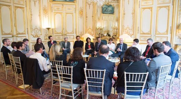 Rencontre Valls 25 mai 2016_Studios VOA