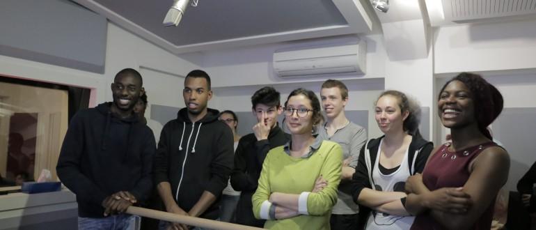 Atelier Doublage Lycéens