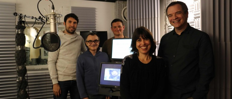 Article Casting Rencontre Voix Off par STUDIOS VOA