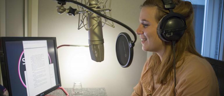 STUDIOS VOA et le Livre Audio avec Audible