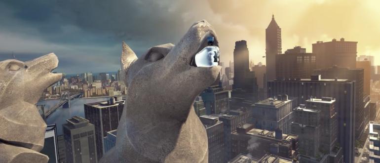 Voix Off réalité virtuelle pour Diesel Parfums