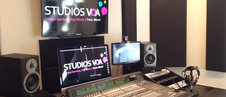 Studios VOA - VOA Voice Studios Miami - SUNBOX
