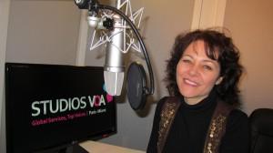 Angélique Magnan - Voix Off