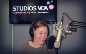 Lexie Kendrick - Comédienne Voix Off Américaine