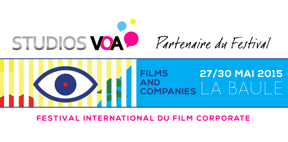 Studios VOA partenaire du Festival International Films and Companies dédié au film corporate