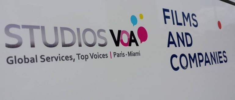 Studios VOA Films And COmpnaies