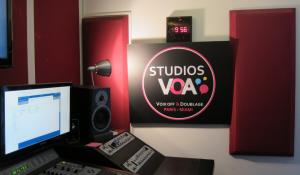 Panneau Pinbox STUDIOS VOA