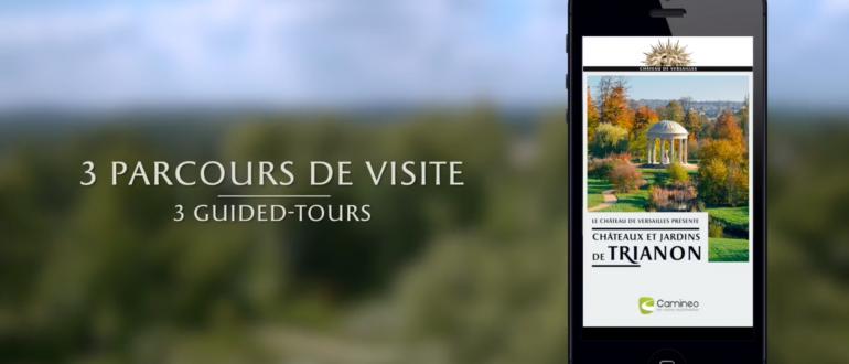 Voix Off Audioguide Château et Jardins de Trianon by Studios VOA