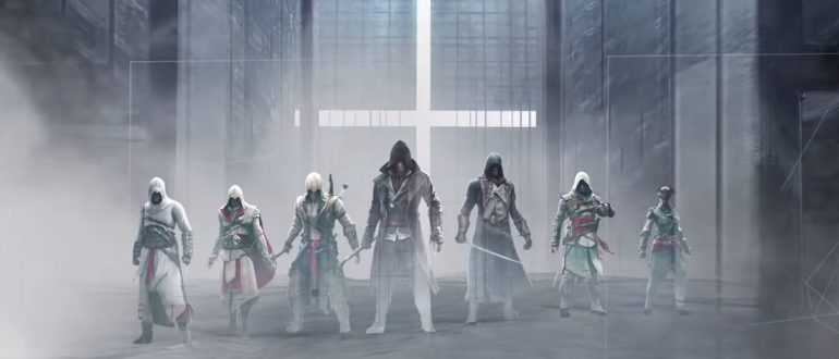 Voix Off pour Assassin's Creed Council par STUDIOS VOA