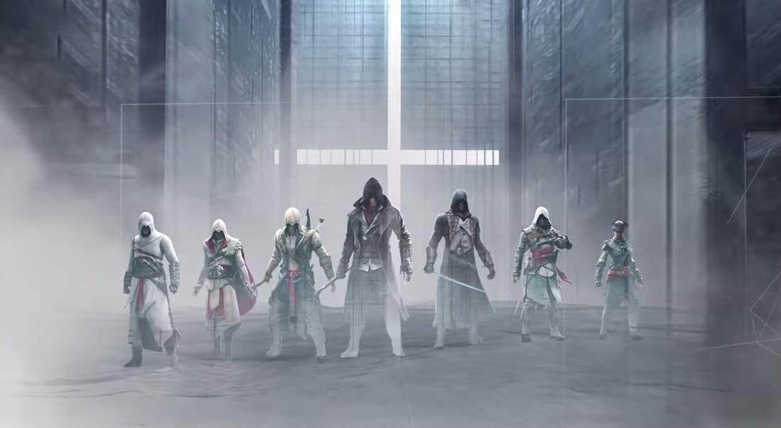 Voix Off pour Assassin's Creed Council par STUDIOS VOA