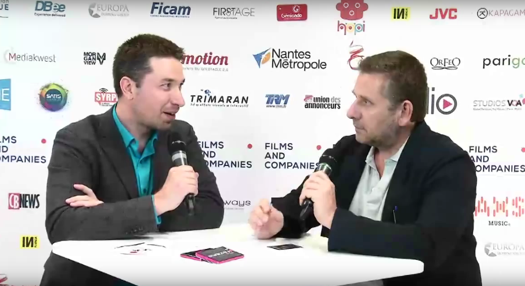 ITW Ronald Magaut STUDIOS VOA - Festival Films and Companies