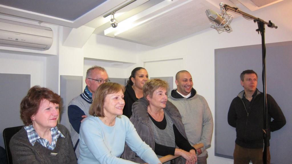 Atelier Doublage CDT 93 décembre 2015