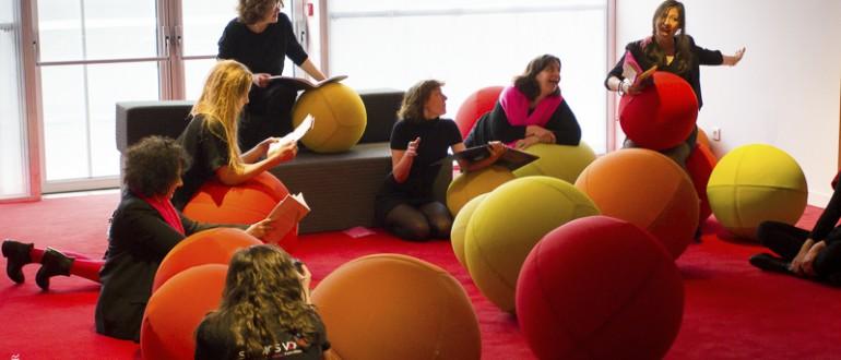 Lecture Publique d'Envergure - Studios VOA - Les enfants de Spoutnik