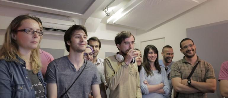 Atelier Doublage Studios VOA - Fête du Cinema 2016 CNC