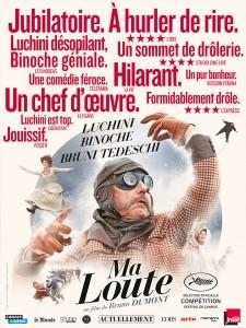 Doublage en italien du long métrage de Cinéma Ma Loute avec Valeria Bruni Tedeschi_Studios VOA_Alphasound