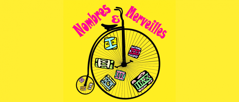 Nombres et Merveilles - Série Audio produite par Studios VOA