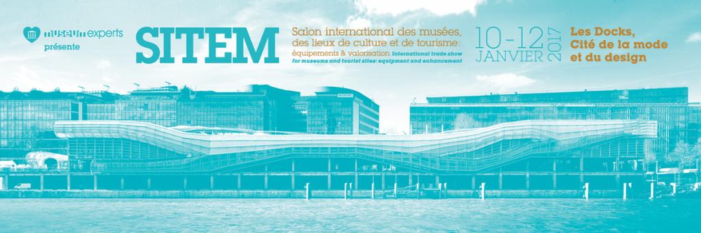 SITEM Salon Internationale des Musées des lieux de culture et de tourisme