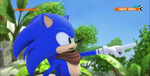 Article Doublage Sonic Boom par STUDIOS VOA