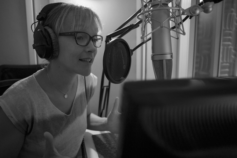 Livre Audio STUDIOS VOA