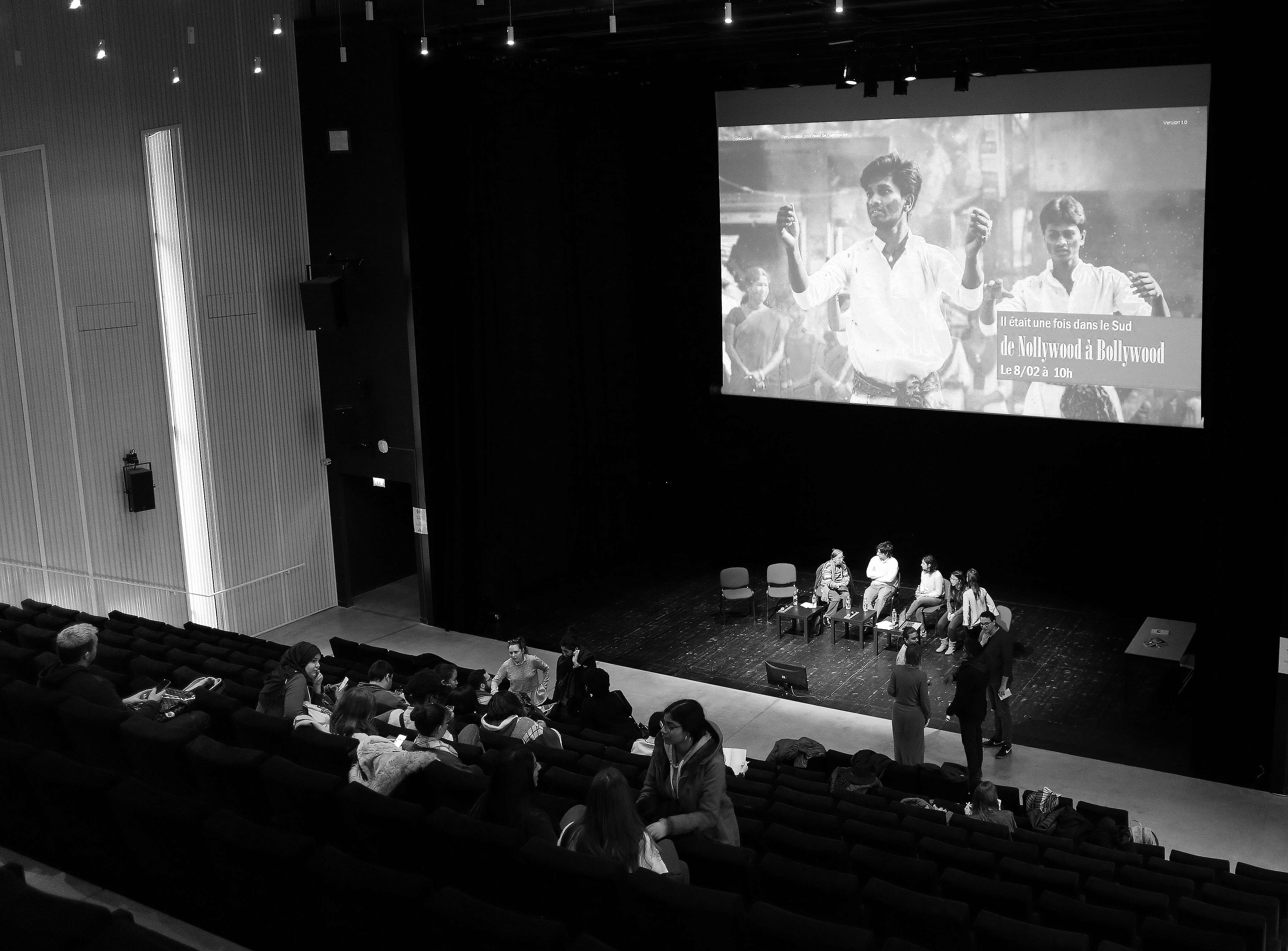 Studios VOA conférence Nollywood Bollywood Doublage Sous-titrage