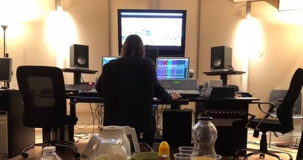 """Mixage chez STUDIOS VOA du court métrage """"Je suis bien tentée.."""""""