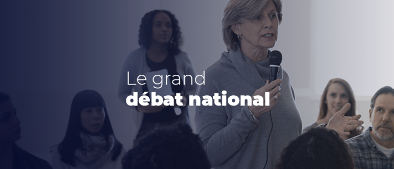 Grand Débat National Spot Radio Voix Off STUDIOS VOA
