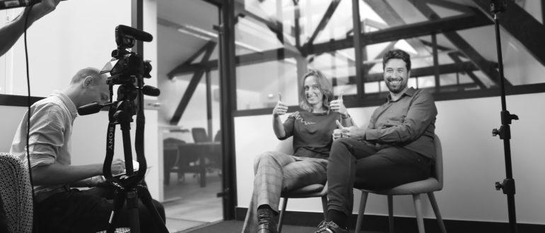 Interview Studios VOA Louis Lumière