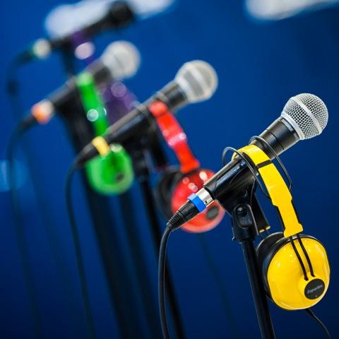 STUDIOS VOA Salon du Livre Audio