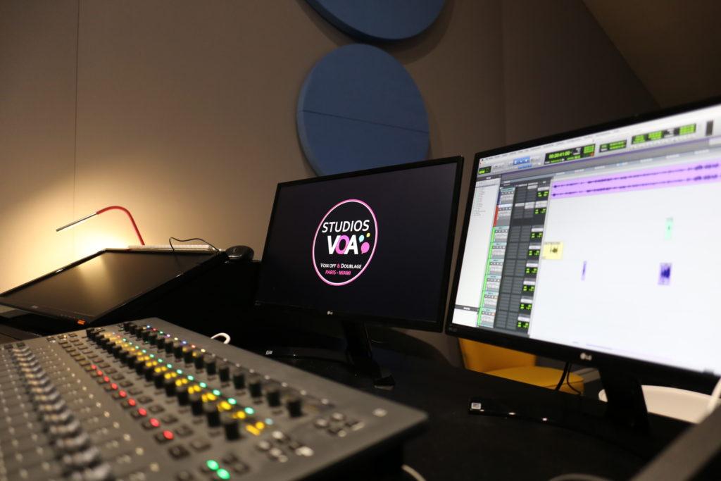 STUDIOS VOA - Voix Off et Doublage