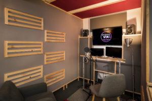 STUDIOS VOA - BOSTON Cabine de Speak
