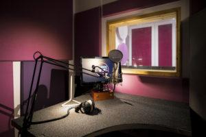 Studio d'enregistrement Tokyo Voix Off Livre Audio Audiobook cabine
