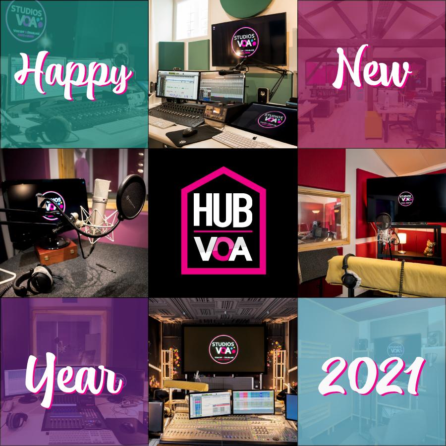 VOA Happy New Year 2021